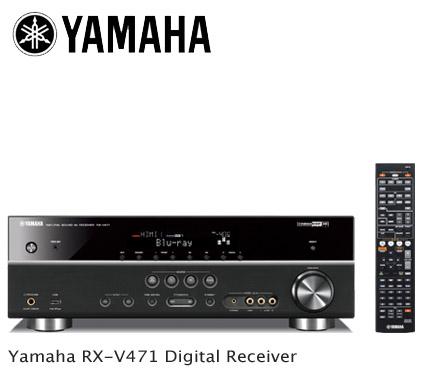 yamaha 1081 how to pass through 4k