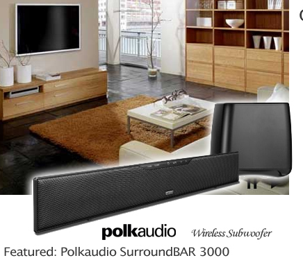 polk audio surroundbar 3000 manual