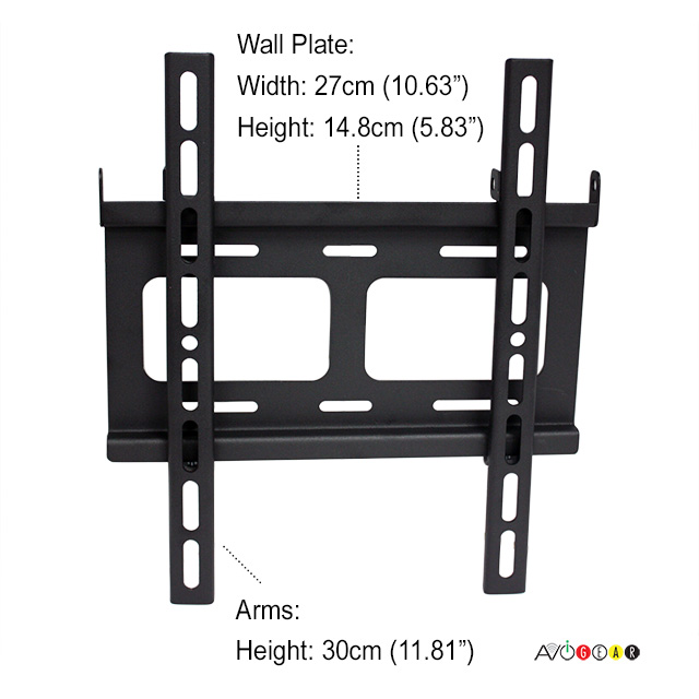 lg tv wall mount instructions